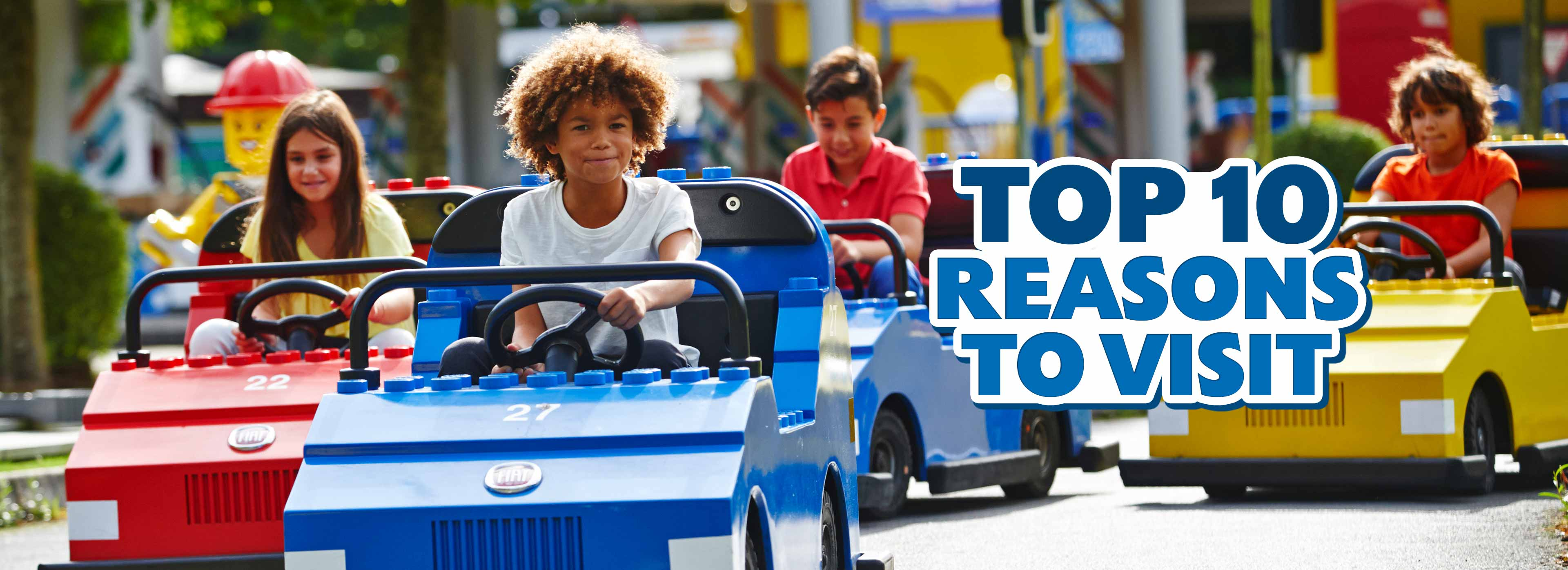 Top 10 reasons to visit legoland windsor resort 2019