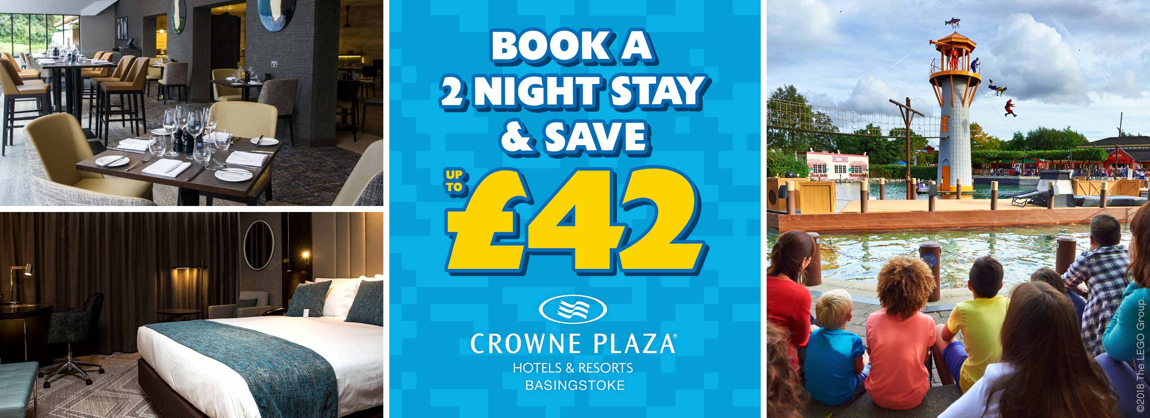 2 night offers at the LEGOLAND Windsor Resort