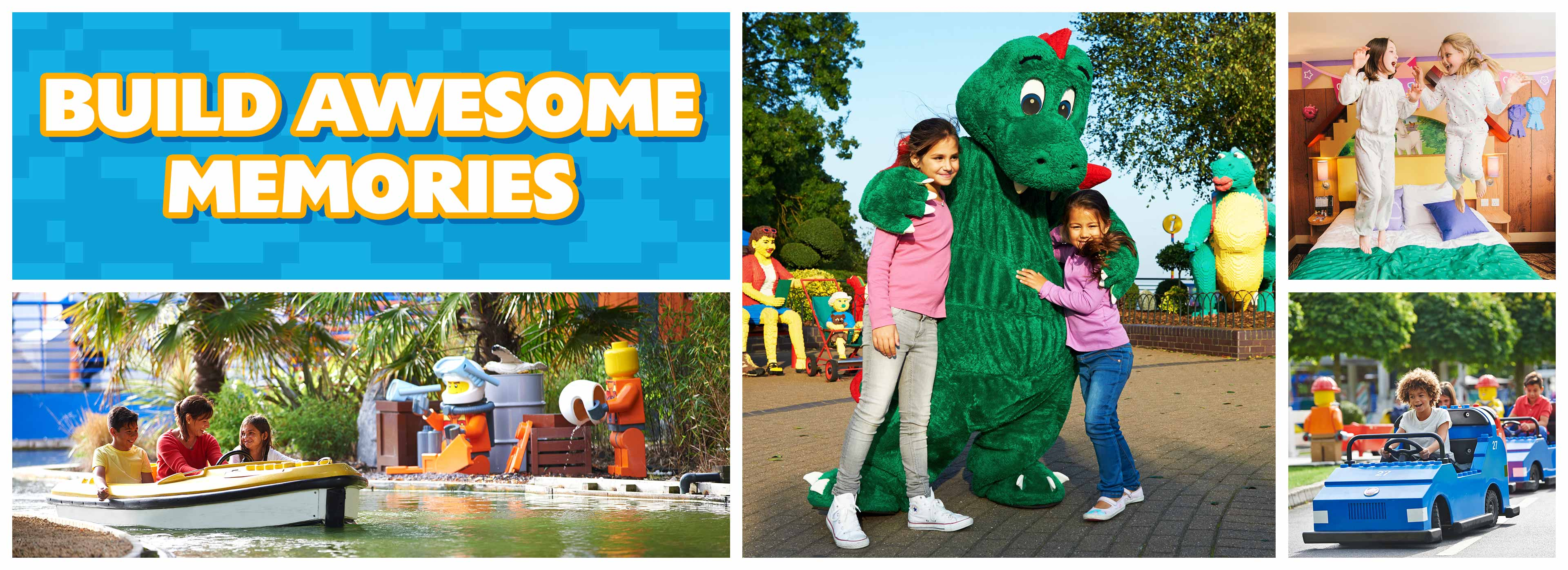 Plan your stay at LEGOLAND Holidays