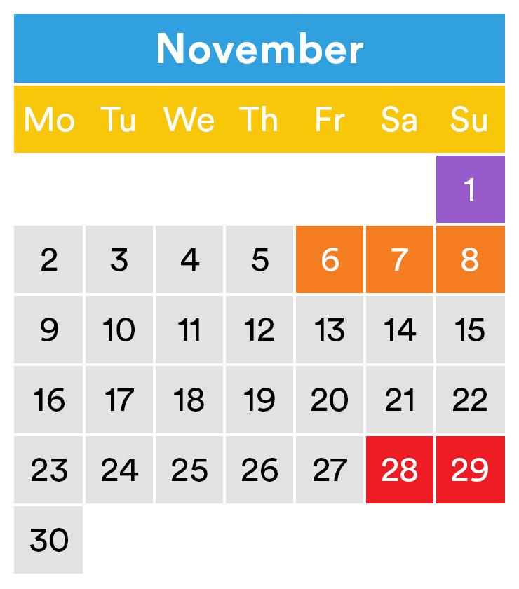 LEGOLAND® Windsor Opening Times | LEGOLAND® Holidays