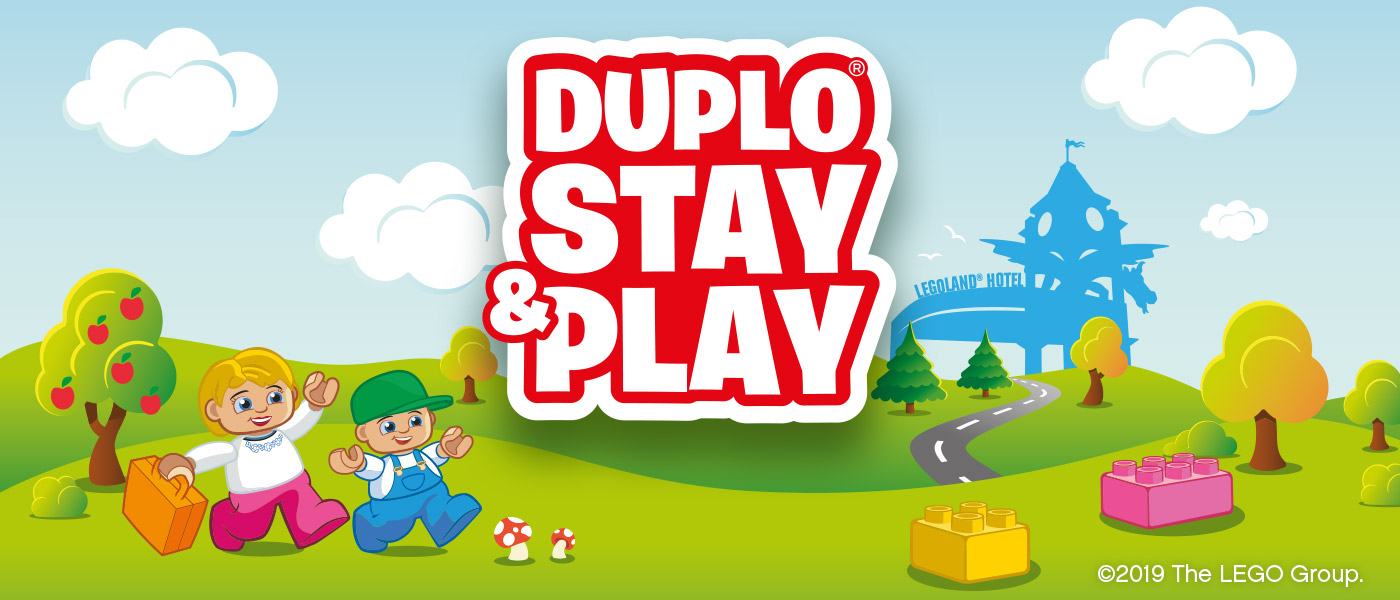DUPLO Stay and Play at the LEGOLAND Windsor Resort