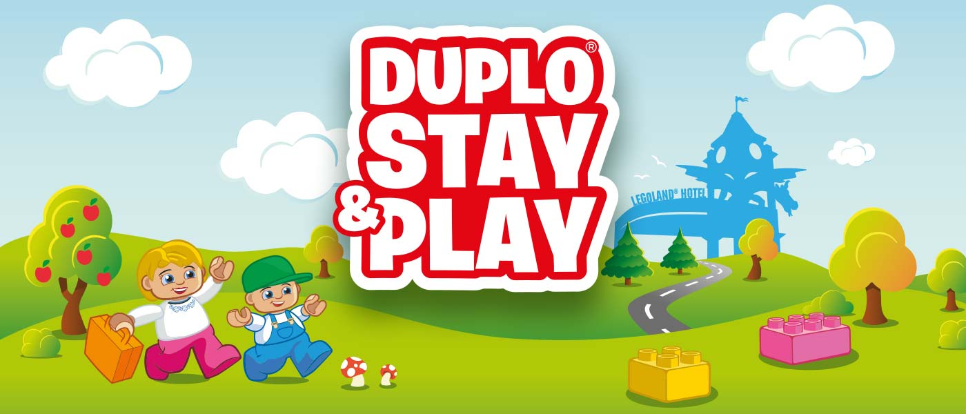 DUPLO<sup>&reg;</sup> Stay and Play