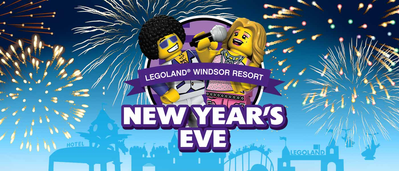 new years eve at the legoland windsor resort