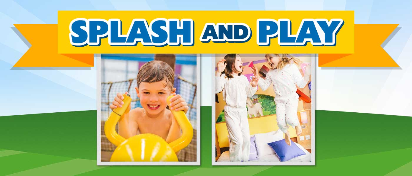 Splash and Play at the LEGOLAND Windsor Resort