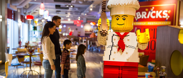 Bricks LEGO chef