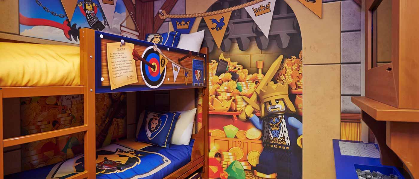 The Legoland 174 Castle Hotel