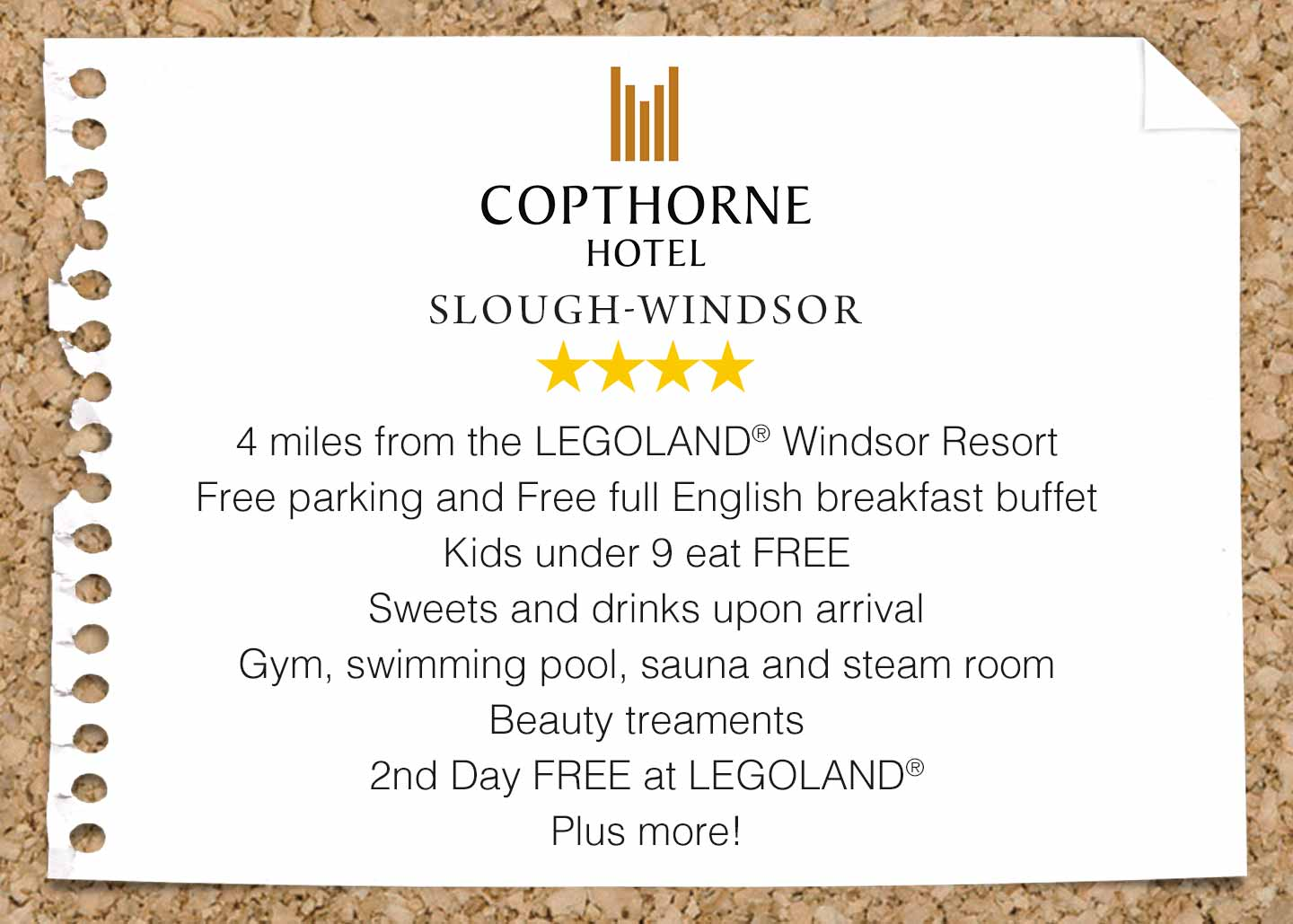 Copthorne Slough Windsor