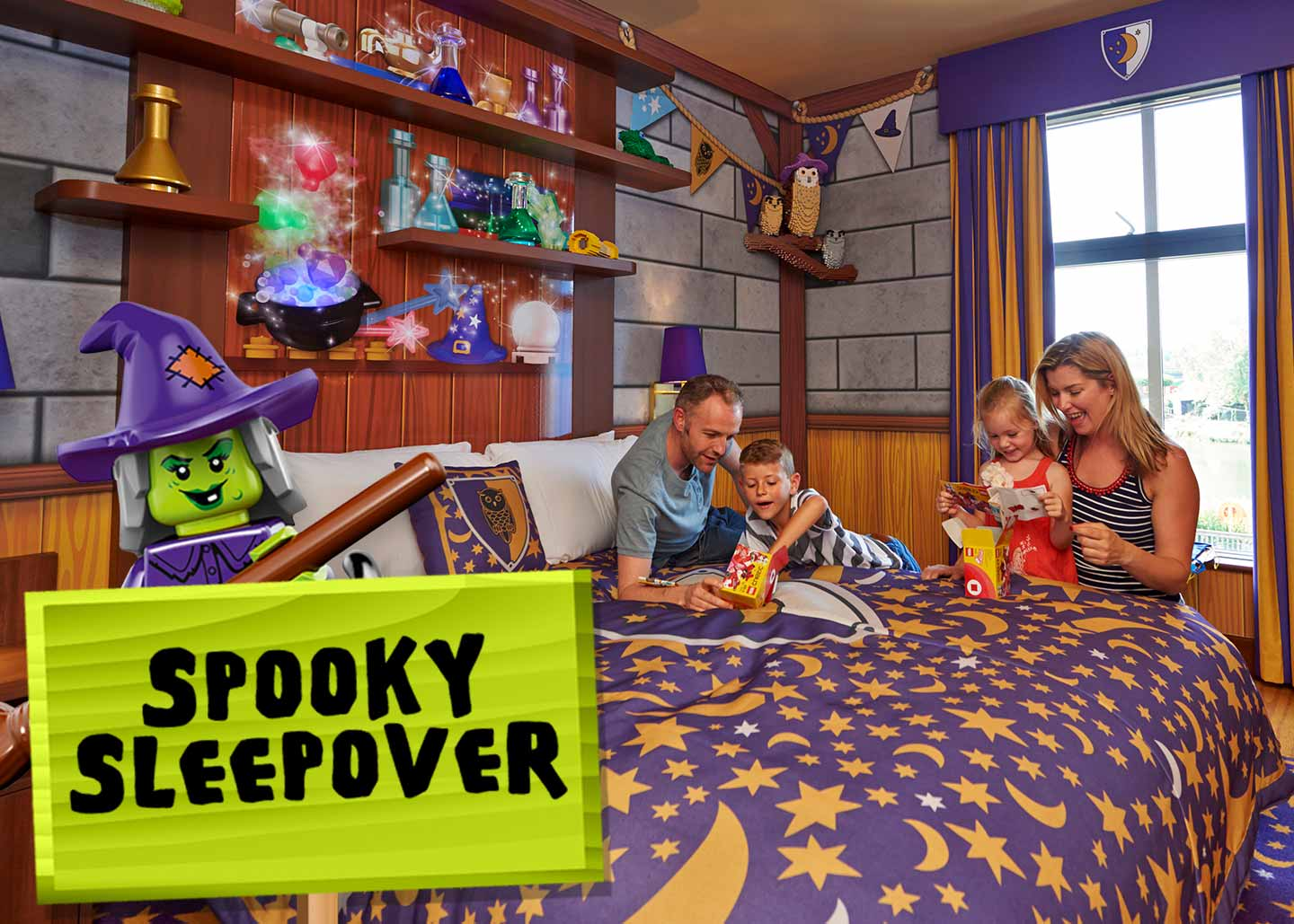 Brick or Treat with LEGOLAND HOLIDAYS
