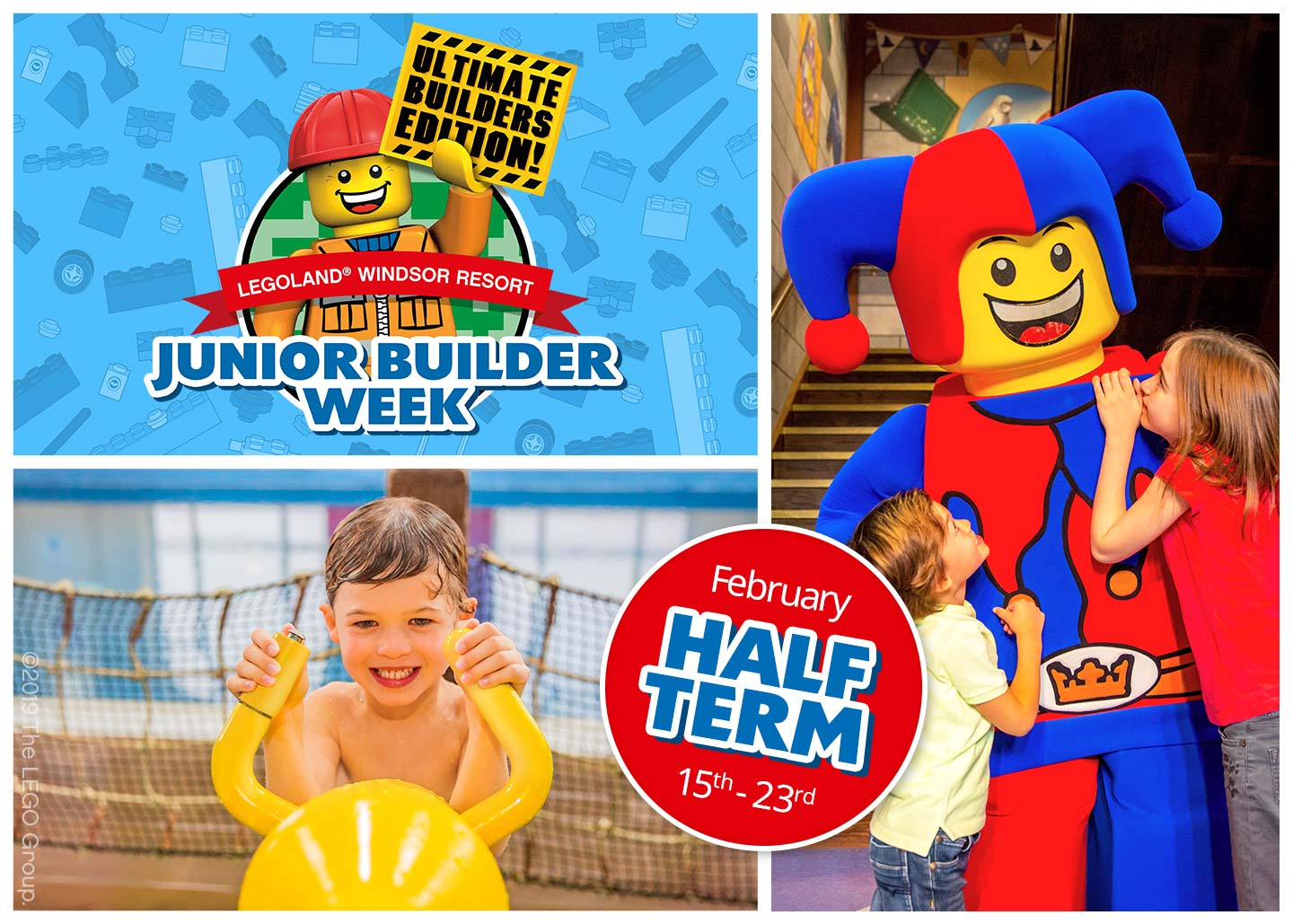2019 Junior Builder Week
