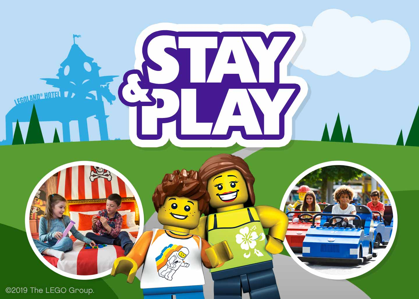 Stay and Play at LEGOLAND Windsor Resort in 2019