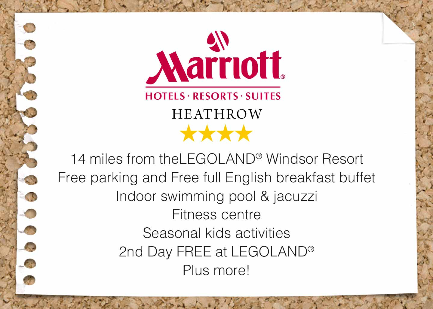 Heathrow Marriott Hotel