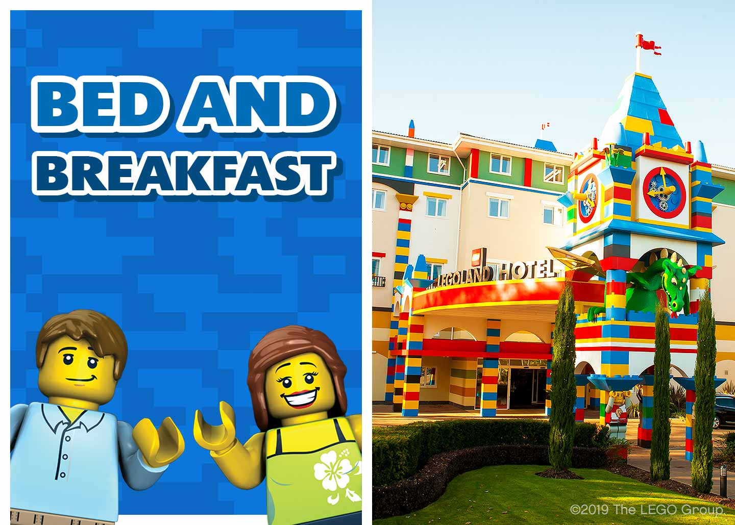 LEGOLAND Resort Hotel bed and breakfast