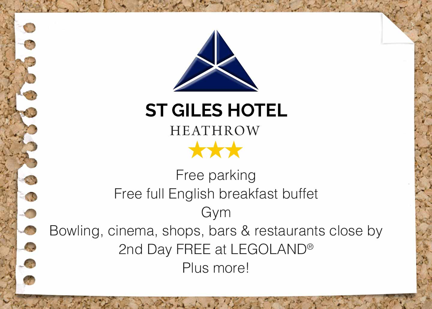 St Giles Heathrow Hotel