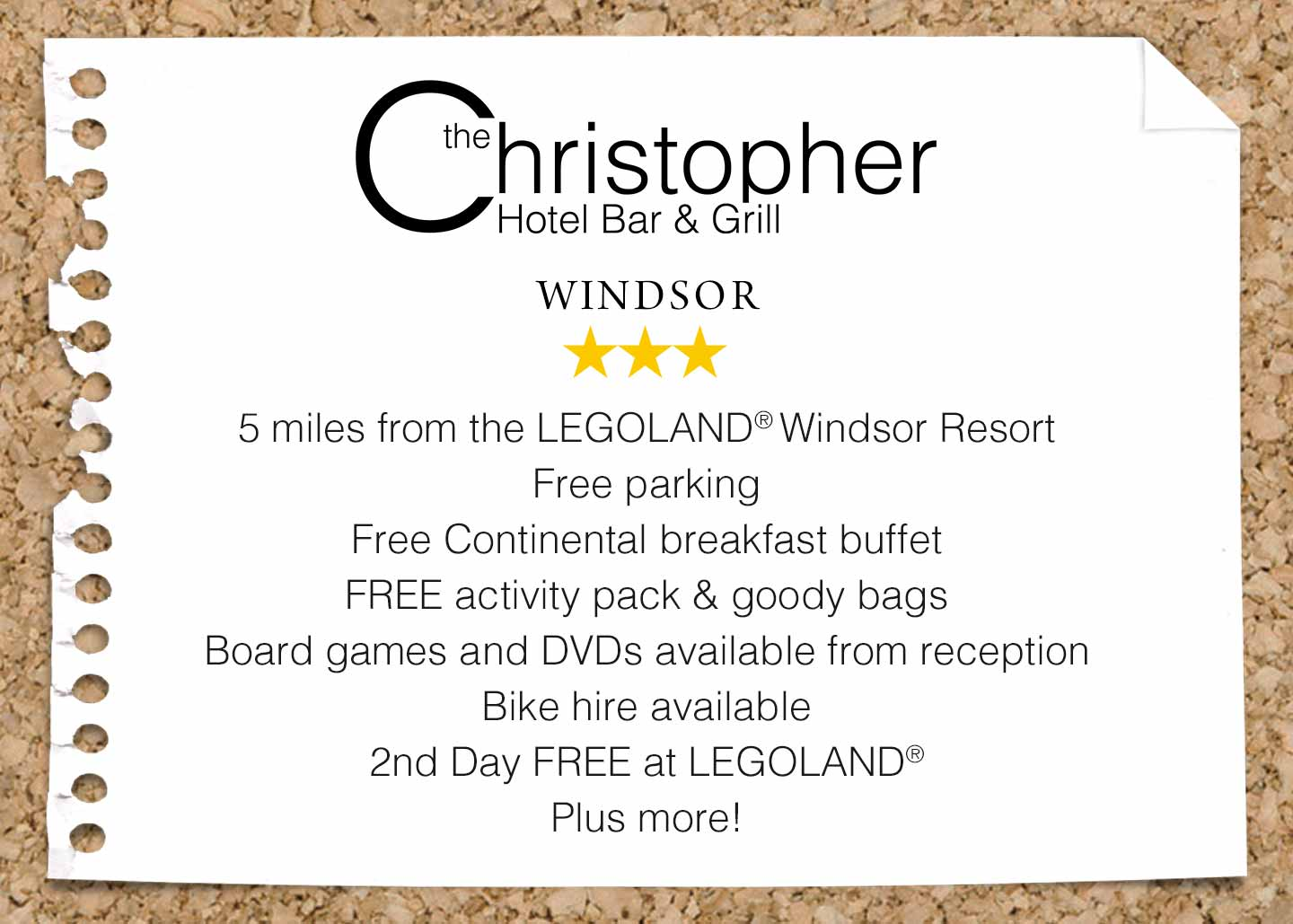 Christopher Hotel Windsor