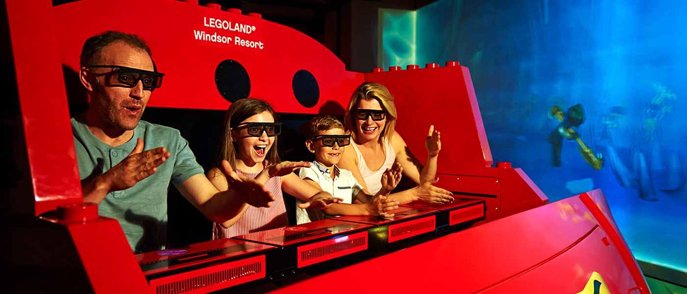 LEGO ® NINJAGO® The Ride