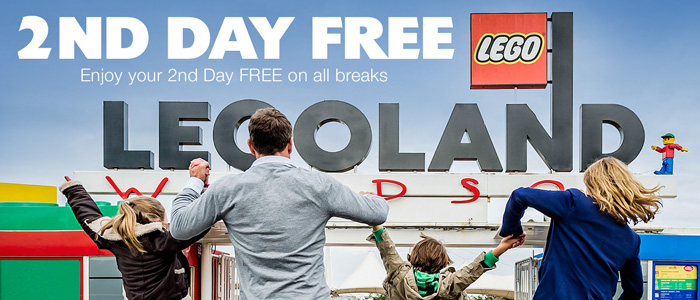 2 Days For 1 at the LEGOLAND Windsor Resort