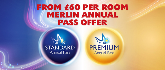 Merlin Annual Passholder B&B offer