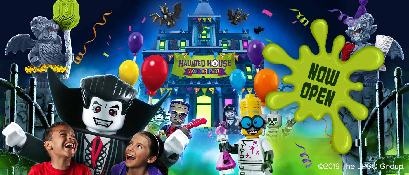 What's New This Year at LEGOLAND Windsor Resort