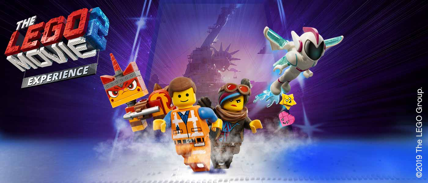 LEGO Movie 2 Experience