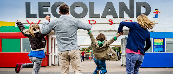 School Holidays at LEGOLAND Holidays