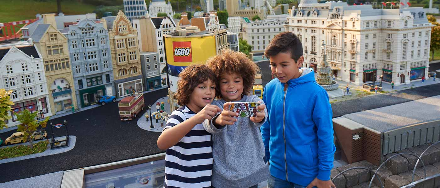 Easter Weekend at the LEGOLAND Windsor Resort