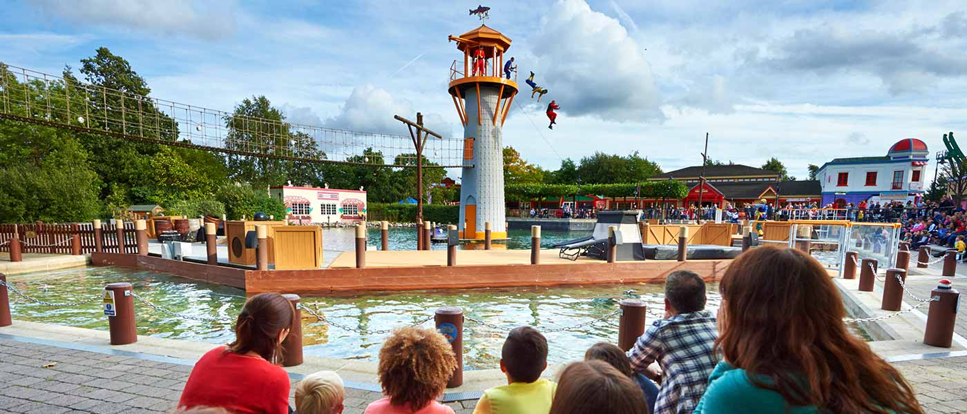 Live Shows at LEGOLAND Resort
