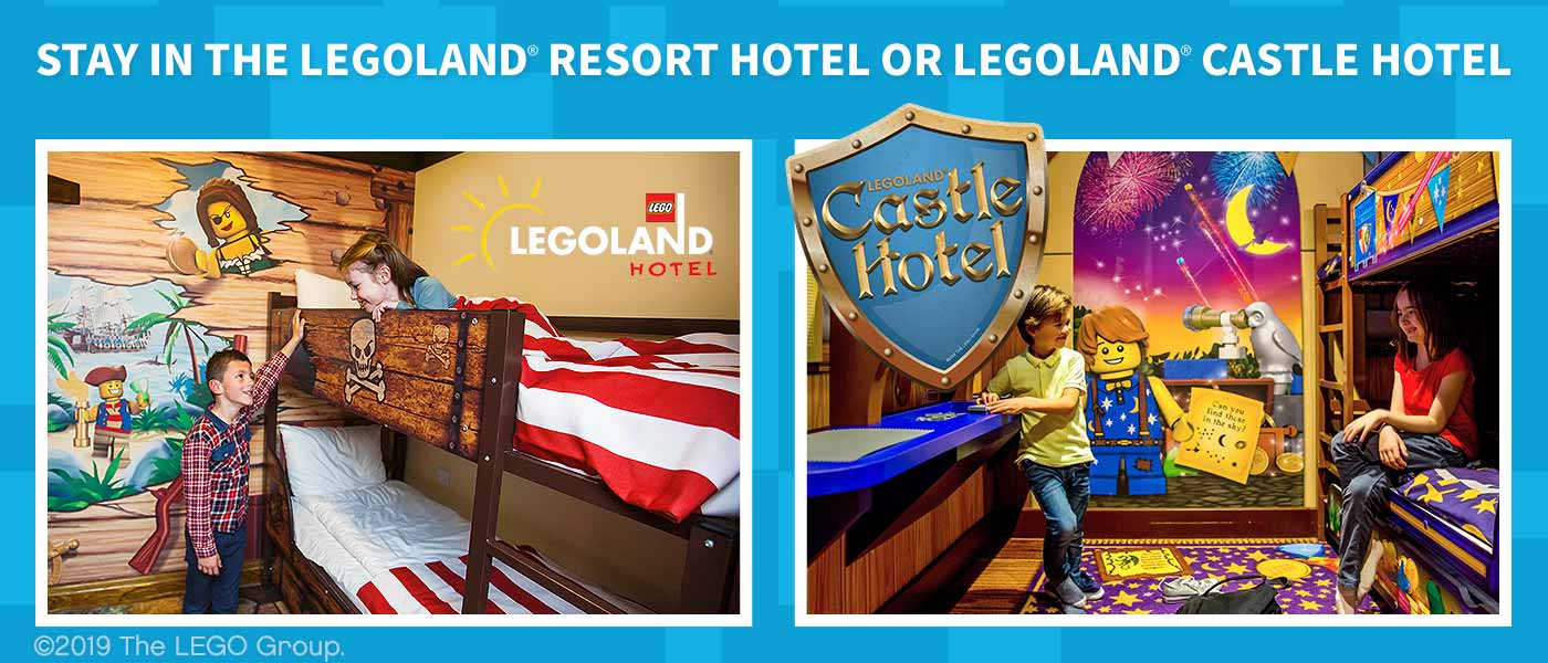 LEGOLAND Windsor Resort Hotels