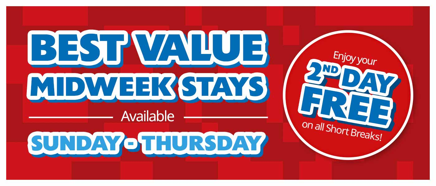 Best Value Midweek Deals at LEGOLAND Windsor Resort