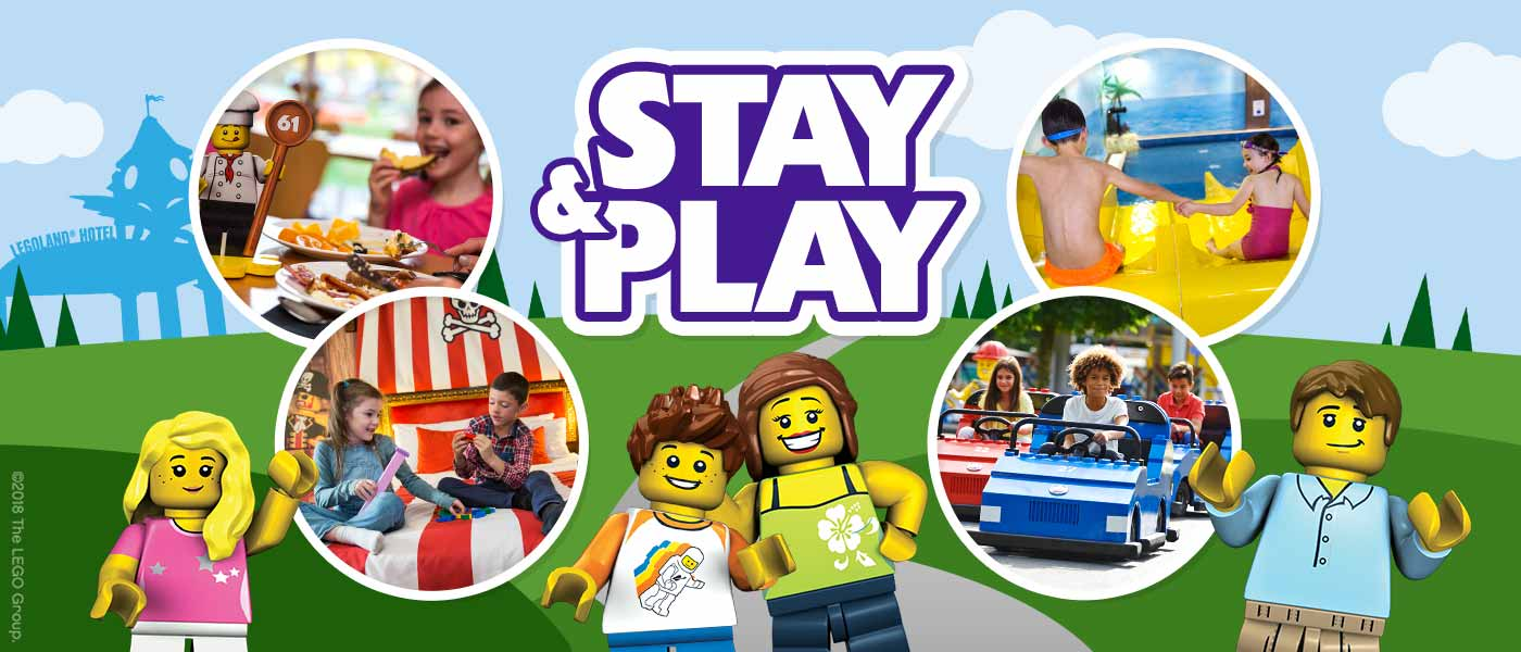 Stay and Play at LEGOLAND Resort Hotel